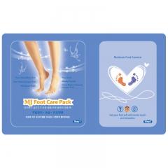 Mijin Foot Care Pack Маска для ног с гиалуроновой кислотой 22г