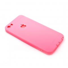 Чехол для iPhone 7/8 DLED силиконовый розовый