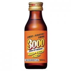 Kinyo Pharmaceutical Секрет бодрой ночи 3000 Напиток энергетический негазированный 100мл