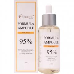 Esthetic House Formula Ampoule Collagen 95% Сыворотка с коллагеном 80мл