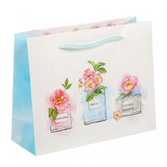 GiftPack С пожеланиями Пакет подарочный 22х17.5х8см 1шт
