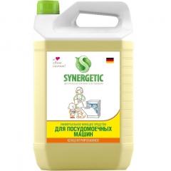 Synergetic Концентрированное жидкое средство для посудомоечных машин 5л