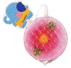 ST Neopara Color Ball Ароматизатор для ванной комнаты и туалета *Золотой Георгин* 110г
