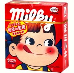 Fujiya Молочные ириски в коробочке 23.8г