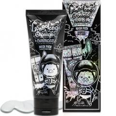 Elizavecca Hell-Pore Longolongo Gronique Diamond Mask Pack Алмазная маска для лица 100мл