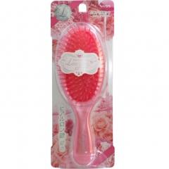 Vess Moist Herb Brush Расческа для увлажнения и блеска волос с маслом розы 1шт