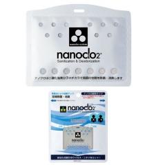Nanoclo Блокиратор вирусов (дезинфецирующее средство) 1шт