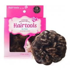 Etude House Hot style Hair Tools Up Style Шиньон для создания объемного пучка (Black) 1шт