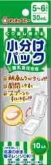 ChuChuBaby Контейнеры для хранения детского питания (30мл) 10шт