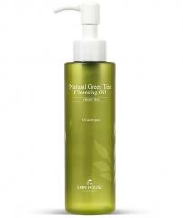 The Skin House Natural Green Tea Cleansing Oil Гидрофильное масло с экстрактом зелёного чая 150мл
