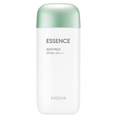 Missha All Around Safe Block Essence Sun Milk Солнцезащитное молочко SPF50+/PA+++ 70мл