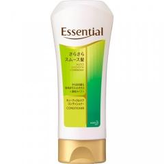 KAO Essential Разглаживающий и укрепляющий кондиционер для волос с цветочным ароматом 200мл