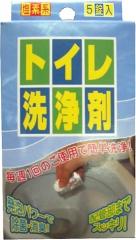 Nagara Таблетки для очистки сливного отверстия унитаза 4.5г*5шт