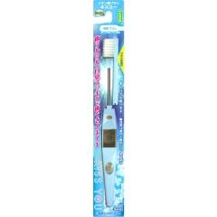 Hukuba Ion Smart Ионная зубная щетка компактная (средней жесткости) 1шт