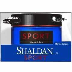 ST Shaldan SPORT Гелевый ароматизатор для автомобиля (морской всплеск) 40г