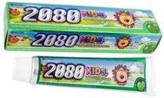 """Kerasys Dental Clinic 2080 Детская зубная паста с витамином Е """"Яблоко"""" 80г"""