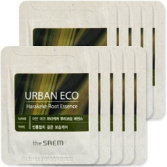 The Saem Urban Eco Harakeke Root Essence Эссенция с корнем новозеландского льна (тестер) 2мл