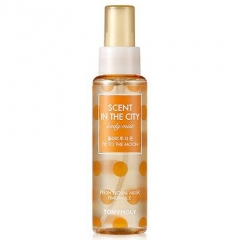 Tony Moly Scent in the City Body Mist - Fly to the Moon Мист для тела с ароматом цитрусовых 85мл