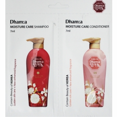 Lion Dhama Moisture Care Шампунь + Кондицинер (тестер) 7+7мл
