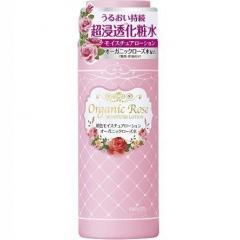 Meishoku Organic Rose Moisture Lotion Увлажняющий лосьон-уход с экстрактом дамасской розы 210мл