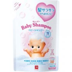 Gyunyu Sekken Кьюпи Детский пенящийся шампунь для волос (подходит для новорожденных) (эконом) 300 мл