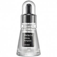 Cosrx Mela 14 White Ampule Эссенция ампульная осветляющая с AHA (1%) и BHA кислотами (0.5%) 20мл