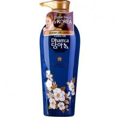Lion Dhama Damage Care Shampoo Шампунь для восстановления поврежденных волос 400мл