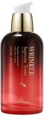 The Skin House Wrinkle Supreme Питательный антивозрастной тонер с женьшенем 130мл