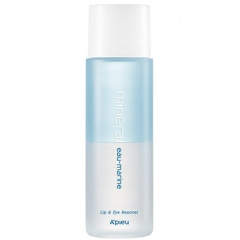 A'pieu Lip&Eye Wash Remover Eau-Marine Средство для снятия макияжа с губ, глаз с морской водой 100мл
