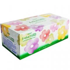 Kami Shodji Ellemoi Lotion Lвухслойные салфетки с экстрактом малины 200шт