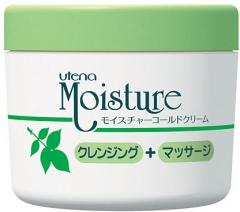 Utena Moisture Крем для очищения пор и массажа лица с экстрактом алоэ 250г
