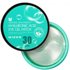 Mizon Hyaluronic Acid Eye Gel Patch Гидрогелевые патчи c гиалуроновой кислотой 60шт