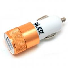 Зарядное устройство в салон авто Dled Charger 2USB